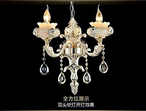 OLQMY-Lampadari di cristallo , double wall lamp