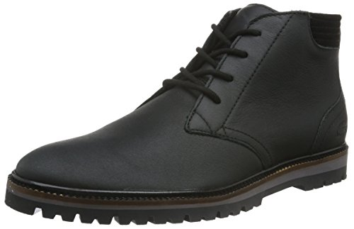 Lacoste Montbard Chukka 316 1, Bottes Classiques homme Noir - Schwarz (Blk 024)