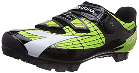 Diadora Unisex Adults' X VORTEX- COMP Mountain Bike Cycling Shoes multi-coloured Size: 9
