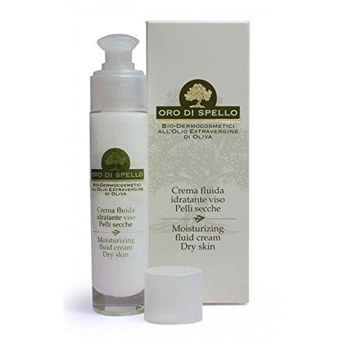 HYDRATANT FLUIDE CRÈME Dry Skin ORO SPELLO 50ml
