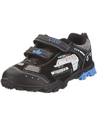 Lico Chief V 300032 - Zapatillas para niño, color negro, talla 34