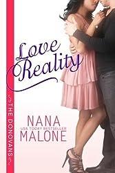 Love Reality (The Donovans) by Nana Malone (2015-02-01)