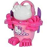 Simba 107114094 - Hello Kitty Eimergarnitur mit Füßen