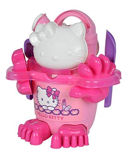 Preisvergleich Produktbild Simba 107114094 - Hello Kitty Eimergarnitur mit Füßen