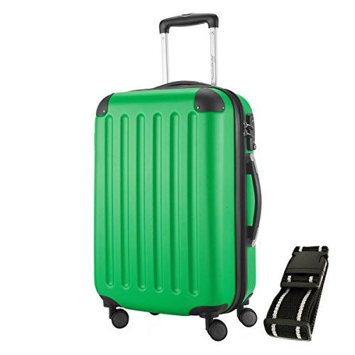 Hauptstadtkoffer Alex Reisekoffer, grün, 45 Liter