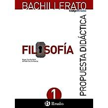 Código Bruño Filosofía Bachillerato Propuesta didáctica