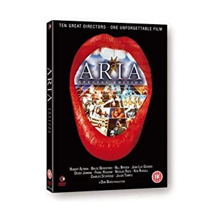 Aria - Special Edition [DVD] [1987]