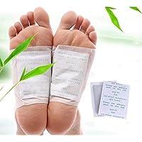 Detox Foot Pads, ROMANTIC BEAR Körper Giftstoffe Gewichtsverlust Stress und Schmerzlinderung Gesundheitswesen... preisvergleich bei billige-tabletten.eu