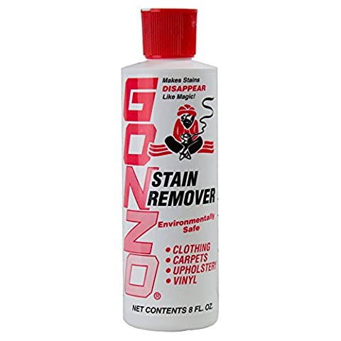 Gonzo Stain Remover, 8 fl oz