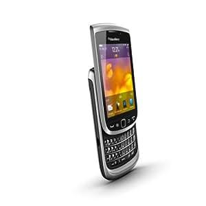 BlackBerry 9810 Torch Sim Free Smartphone - Zinc Grey