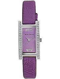 Austere Diana Analog Purple Dial Women's Watch - WD-0303