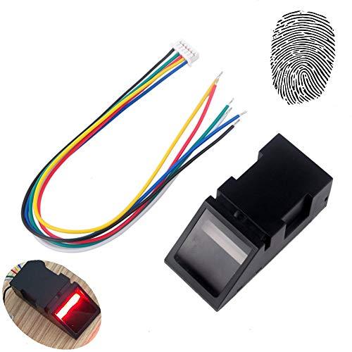 DollaTek Módulo Sensor Lector Huellas Digitales óptico