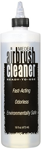 Medea 545ml Airbrush Cleaner 16oz # I-6500-16