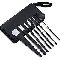 Professionelle Edelstahl Maniküre Set, 7-teilige Fuß Reparatur Sharp Blade Kit für die Nagelpflege Nagel Schere... preisvergleich bei billige-tabletten.eu