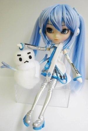 Pullip Vocaloid Yuki Miku