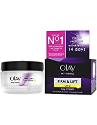 Olay SPF15 Anti-Wrinkle Firm and Lift Anti Ageing Moisturiser Day Cream, 50 ml