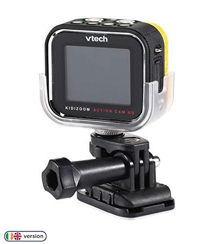 Vtech 520203 Action Cam HD, Mehrfarbig, Box Size: 20 x 27.9 x 5.8cm