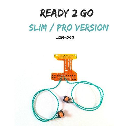 Ps4 Controller Easy Remapper V3 FERTIG VERLÖTET SLIM PRO Mod Chip JDM-040,050 Custom Control Für Ps3