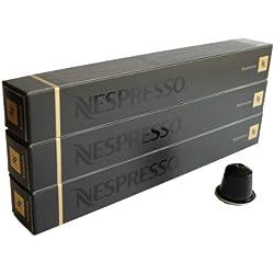 Nespresso Capsulas - 30 x Ristretto