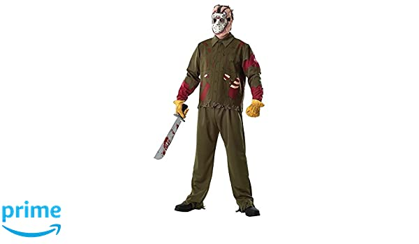 c92ace095845 Rubie's JASON - COSTUME COMPLETO: Amazon.it: Giochi e giocattoli