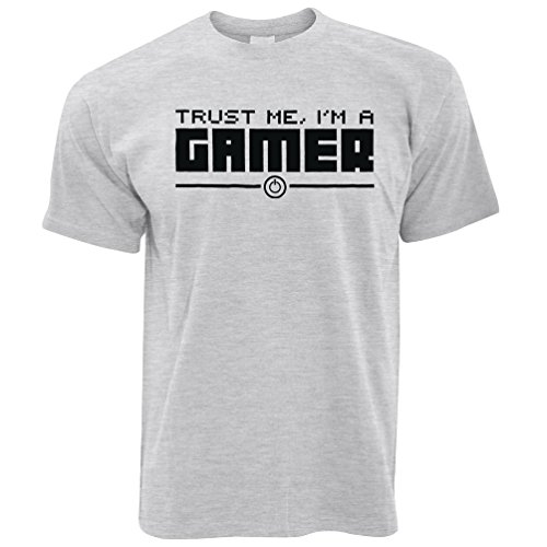 Vertrauen Sie Mir, Ich Bin ein Gamer-Spiel-Computer-Spiele-Konsole-Controller Herren T-Shirt
