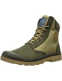 PalladiumPampa Sport Cuff WPS - botas y botines de tacón bajo Unisex adulto