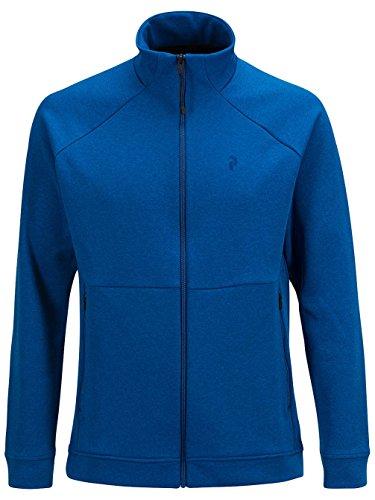 Peak Performance Herren Sweatshirt True Blue