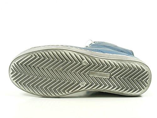 Andrea Conti 0341500 chaussures à lacets femme Blau