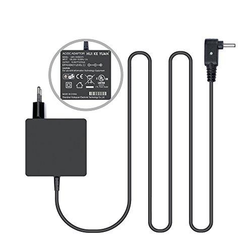 TÜV GS HKY 19V Laptop Ladekabel Netzteil AC Adapter für Acer Aspire R13 14 15 ; S5-371 S7-392 S7-393; V13 V3-331 V3-371 V3-372T; Acer Switch 11 11V 12 Alpha SW5-171 SW5-171P SW5-173P SW5-271 SA5-271 -