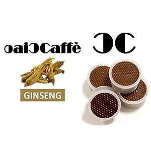CiaoCaffè 50 Capsule Compatibili Lavazza Espresso Point GINSENG