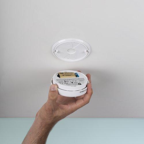 Smartwares Gasmelder, Erdgas-Melder für Propan, Butan, Methan, SW RM400 - 6