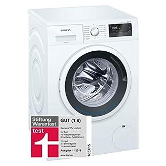 Siemens-iQ300-WM14N040-Waschmaschine-600-kg-A-137-kWh-1400-Umin-Schnellwaschprogramm-Nachlegefunktion-aquaStop-mit-lebenslanger-Garantie
