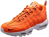 Nike Air MAX 95 PRM Hombre Running Trainers 538416 Sneakers Zapatos (UK 7 US 8 EU 41, Total Orange...