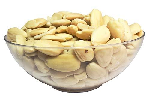 Mandeln Blanchiert Geschält aus Bari/Italien - Premium Qualität - 1Kg - Zufrieden oder...