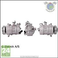 X7T Compressore climatizzatore aria condizionata Elstock VW PASSAT Variant Ben