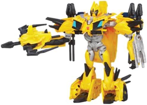 Transformers - A1519E240 - Figurine - Prime Deluxe - Bumblebee   De Fin D'année Bonnes Affaires Vente