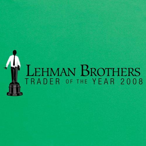Square Mile Lehman Brothers T-Shirt, Herren Keltisch-Grn