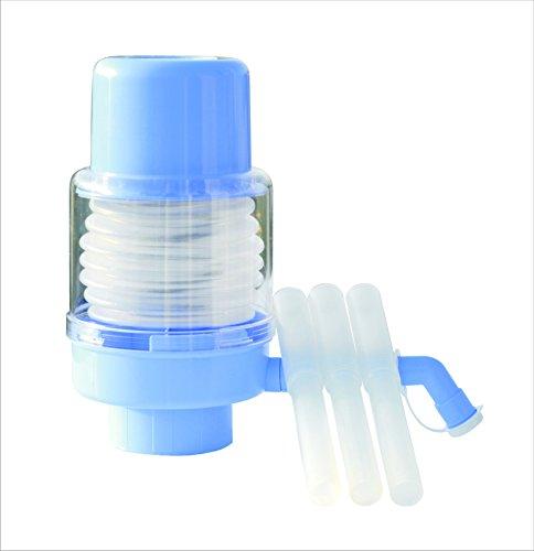 Empathy Manual Water Pump for Regular Water Bottles (Multicolour)