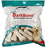 Pets Empire Rawhide Pressed Chew Dog Bone 4 Inches 1/2 Kg Pack