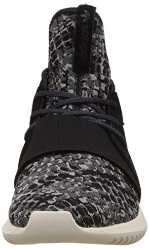 adidas Tubular Defiant W, Sneakers Basses Femme Noir (Cblack/cblack/cwhite)