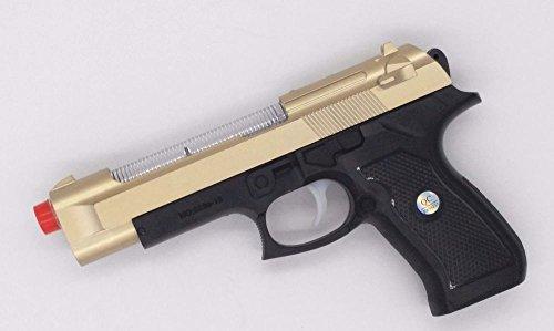 Pistolet laser automatique jouet à effet lumineux et sonore iGood®