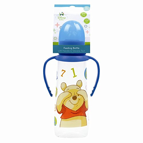 Disney Winnie The Pooh–Biberon con manici