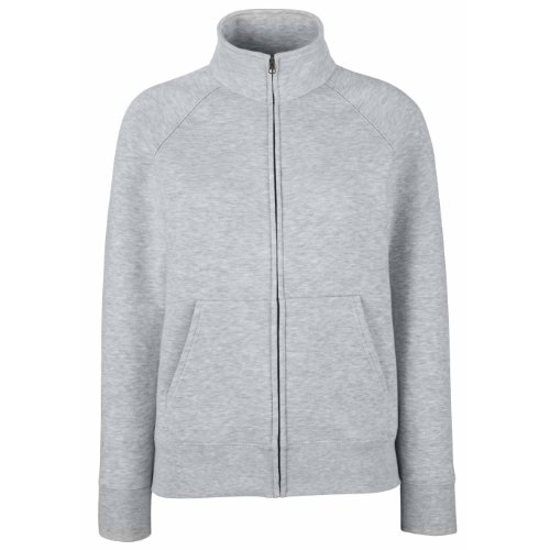 Fruit of the Loom - Sweat-shirt -  Femme Gris - Gris