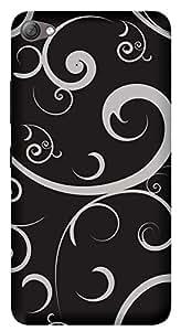 TrilMil Printed Designer Mobile Case Back Cover For Lenovo S60