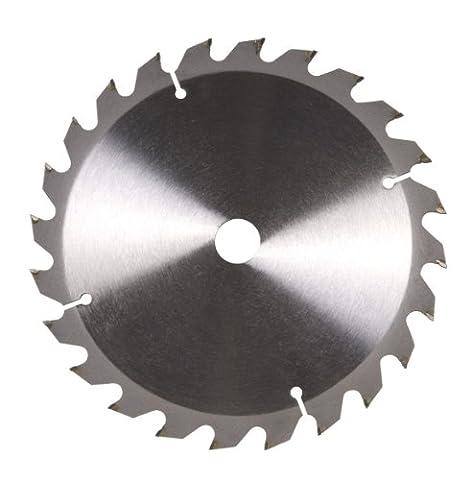 FERM CSA1007 Lame de scie 185mm 24T - pour scie circulaire de précision