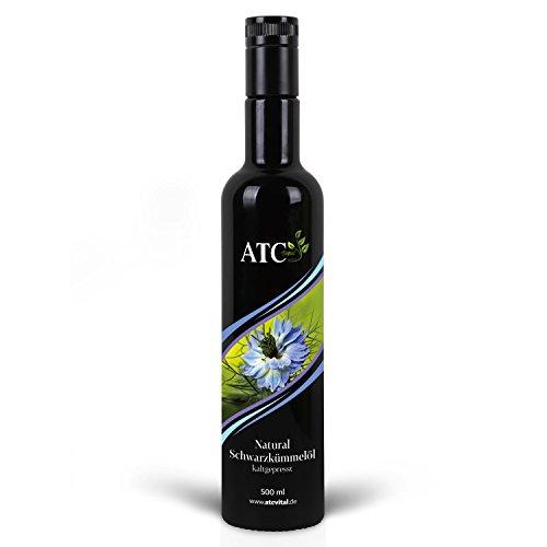 ATC Vital Schwarzkümmelöl  Natural im Test