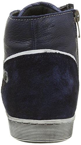 Andrea Conti 0342700, Baskets Basses Femme Bleu - Blau (dunkelblau 017)