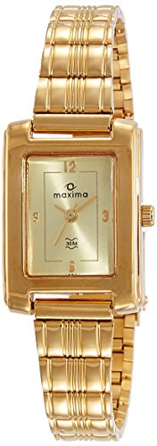 Maxima 37721CPLY  Analog Watch For Unisex