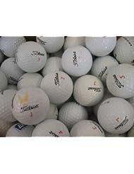 Titleist Bote de 100 balles de golf de récupération AA/B