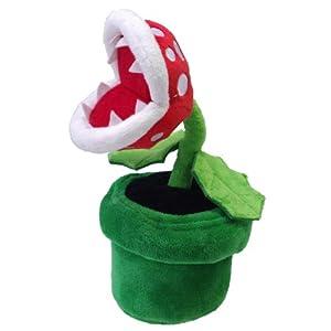 Nintendo Plüschfigur Piranha Pflanze (22cm)